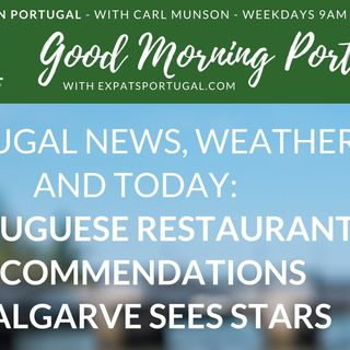 Portuguese restaurant recommendations as The Algarve sees (Michelin) stars