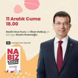 Ekrem İmamoğlu Daktilo1984'te | Nezih Onur Kuru & İlkan Dalkuç | Nabız |#32