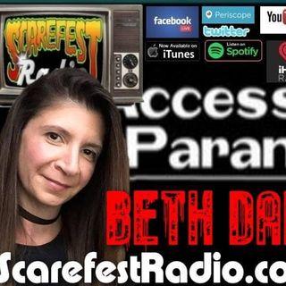 Beth Darlington SF12 E19