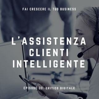 L'assistenza clienti intelligente