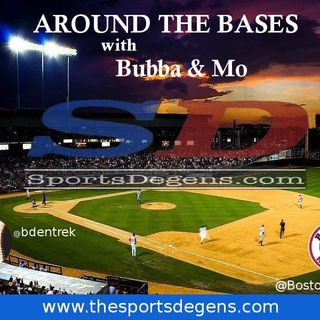 Around the Bases with Bubba & Mo EP 100 - AL Central Preview with Casey Boguslaw
