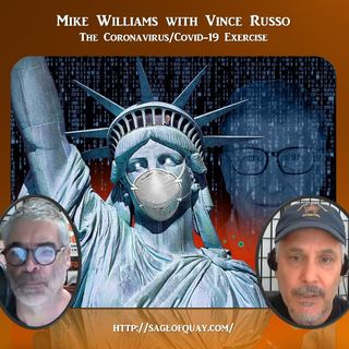 Sage of Quay™ - Mike Williams w/Vince Russo - Obeying and Compliance