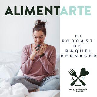 Muy pronto... Alimentarte, el podcast de Raquel Bernácer