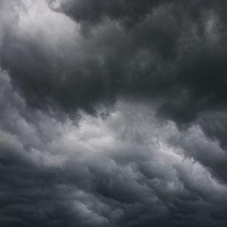Dark clouds of daily negativity