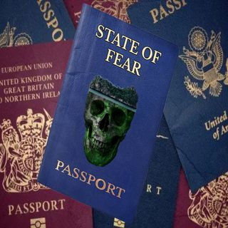 Passport Episode 3 - Vampires in Egypt