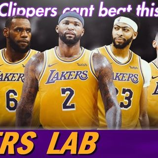 Lakers New Squad Ain't Nothing to F*** With