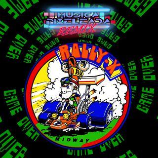 Rally X (Arcade)