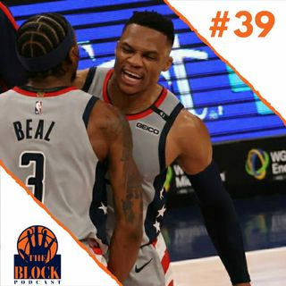 #39 - O que Aconteceu com DeMarcus Cousins?; Os Líderes de Stats da NBA e as Reflexões