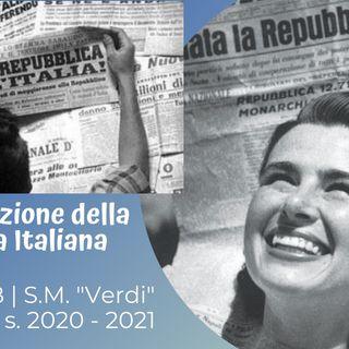 LA COSTITUZIONE DELLA REPUBBLICA ITALIANA (Audio - inchiesta|Podcast)