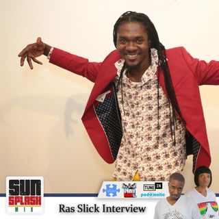 Sunsplash Mix Show Ras Slick Interview