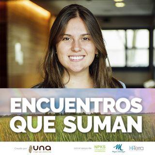 MARIANA VASCONCELOS   - Podcast #EncuentrosQueSuman
