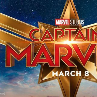 Out Now 354: Captain Marvel