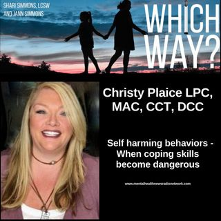Self Harming Behaviors - When coping skills become dangerous