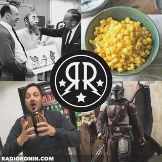 Canned Corn and The Mandalorian!!!