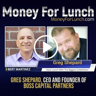 CEO, BOSS Capital Partners Greg Shepherd: Investing in Startups.