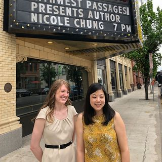 """Brooke Matson speaks with Nicole Chung, author of """"All You Can Ever Know"""""""