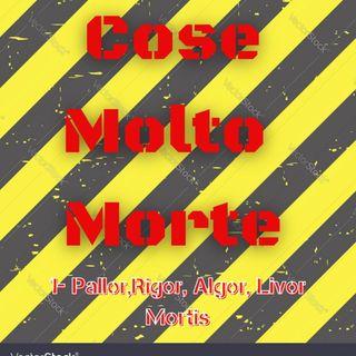 167 - Pallor, Rigor, Algor, Livor Mortis