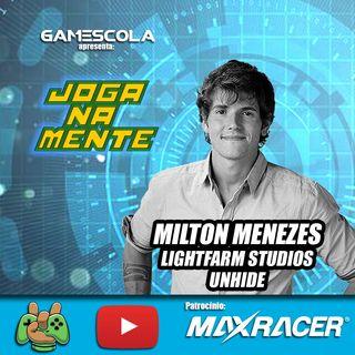O Presente e o Futuro do Mercado de Arte Digital - Milton Menezes - Joga Na Mente em Casa