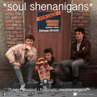 EP 495 ::: Soul Shenanigans ::: 2018 December 8th (Coillte Christmas)