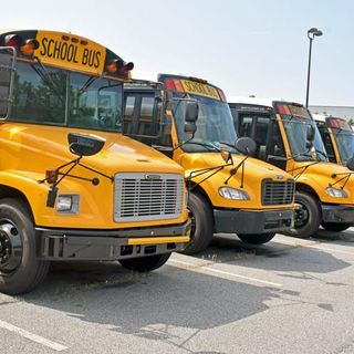 School Buses Will Be Back On The Road Soon In Gwinnett County