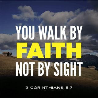 How to Live by Faith Trusting in God