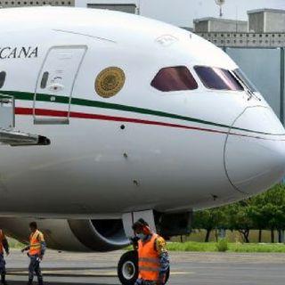 Avión presidencial, ni se usa, ni se va a usar