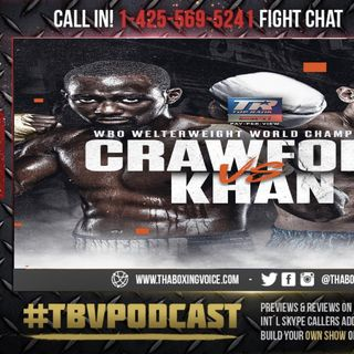 ☎️Terence Crawford vs Amir Khan🔥Welterweight Fight💯🥊