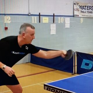 Steve Mills - Success in Table Tennis