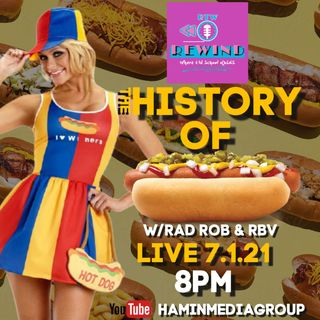 RTW Rewind The History of Hot Dogs with RBV!