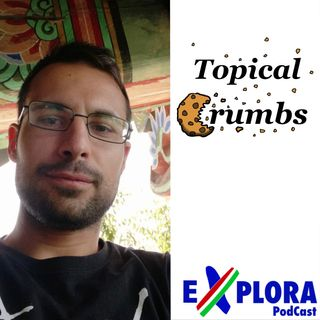 Chiacchiere: Ep.12 con Francesco Carpene di Topical Crumbs, riflessione tra Totalitarismo e Democrazia