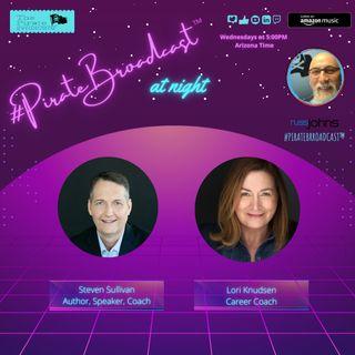 Catch Steven Sullivan and Lori Knudsen on the #PirateBroadcast™ at Night