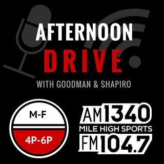 Afternoon Drive: Tracy Ringolsby on Nolan's contract, Rockies offseason
