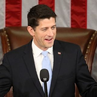 "Paul Ryan: ""It's Going To Make A Positive Difference"""