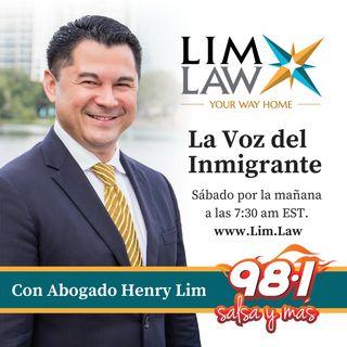 La Voz del Inmigrante 07-08-17