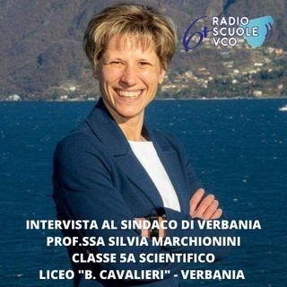 Intervista al Sindaco di Verbania - Prof.ssa Silvia Marchionini