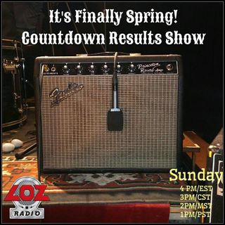 It's Fianlly Spring! Countdown Results Show week #4