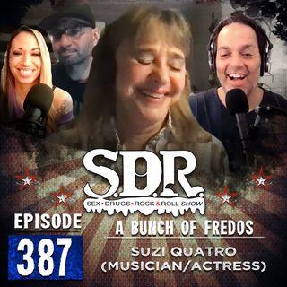 Suzi Quatro (Musician/Actress) - A Bunch Of Fredos