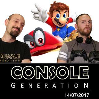 Super Mario Odyssey, Star Trek Bridge Crew e altro! - CG Live 14/07/2017