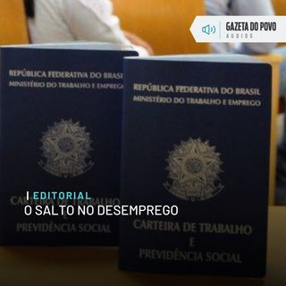 Editorial: O salto no desemprego