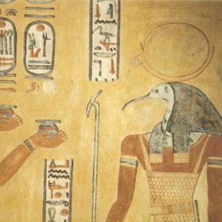 Tavola VIII di Thoth - La Chiave del Mistero [lettura]