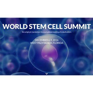 Update! World Stem Cell Summit and JHD/HD Saint Cloud, Florida Walk!