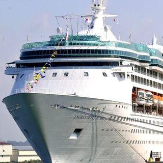 Por coronavirus EU suspende viajes de cruceros