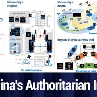 China's Proposal to Rebuild the Internet is an Authoritarian Nightmare | TWiT Bits