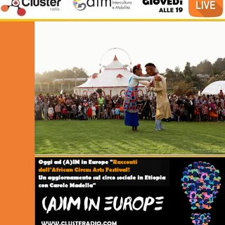 07.02.2019 (A)IM IN EUROPE - ClusteRadio