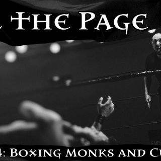 NinjaHELL!'s Roll the Page Episode 4: Boxing Monks and Cult Gangs