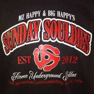 16 Sunday Souldies #37