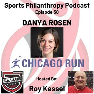 EP38: Danya Rosen, Chicago Run