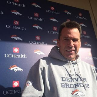 Episode 13: Kubiak returns to work with Broncos