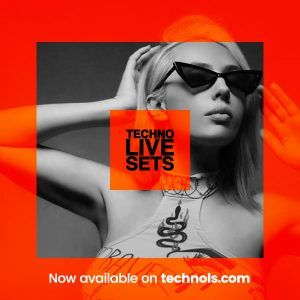 Techno: Marika Rossa Radio Intense Kyiv, True Music Live 25-06-2020