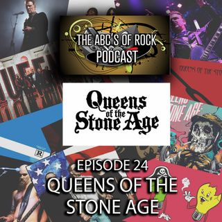 "Queens of the Stone Age - ""Just Skin and Bone"" - Episode 24"